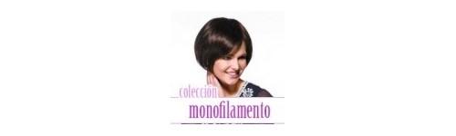 Colección de pelucas para mujer  Monofilamento