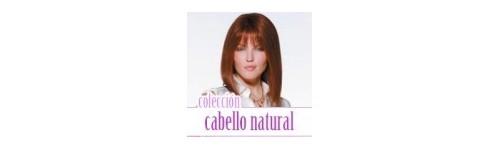 Pelucas mujer cabello natural
