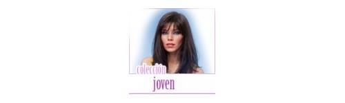 Colección pelucas mujer joven